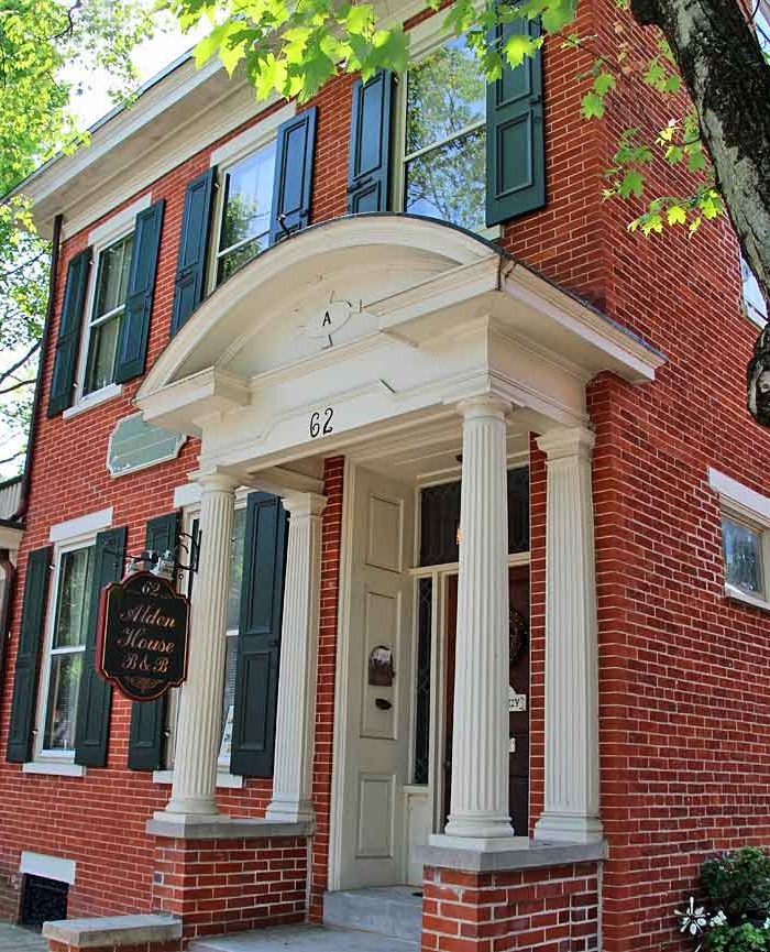 Alden House Bed and Breakfast, Lititz PA