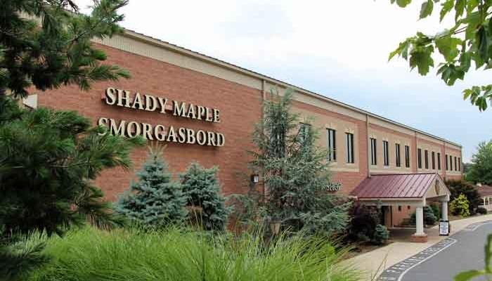 Lancaster Shady Maple Smorgasbord