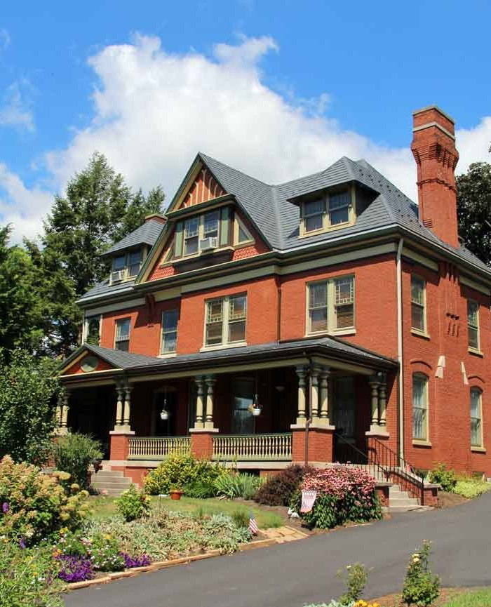 B.F. Hiestand House Bed and Breakfast Marietta PA
