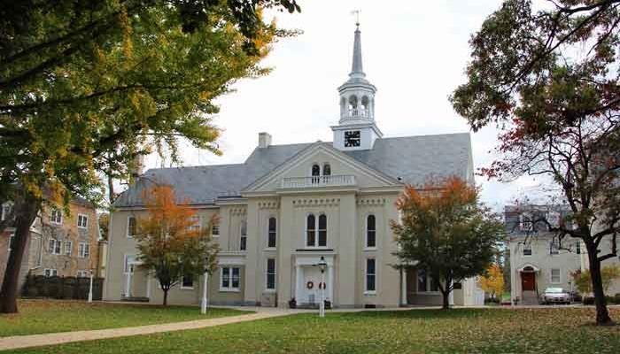 Lititz Moravian Church, Lancaster County PA