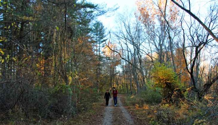 Lancaster County PA walking trails