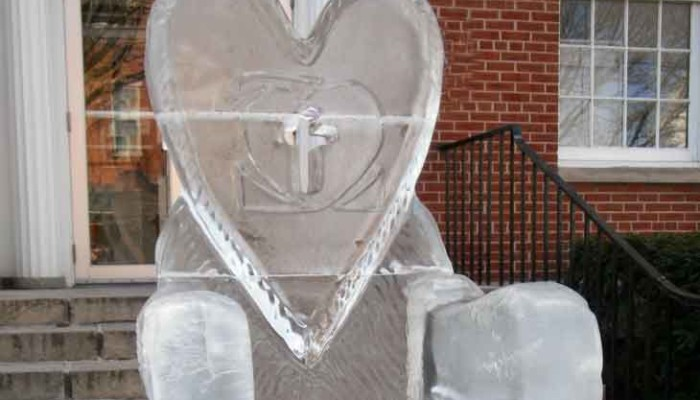 Lititz PA Ice Sculptures