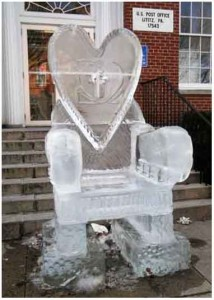 Lititz PA Fire and Ice Festival