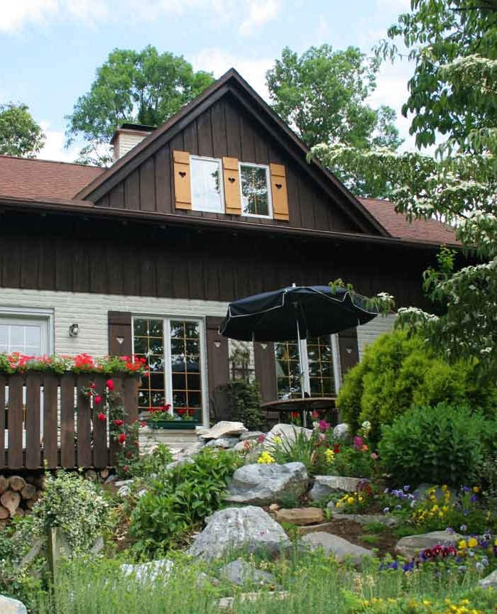 Swiss Woods Bed and Breakfast, Lititz PA