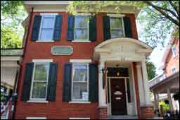 Alden House Bed and Breakfast Lititz PA