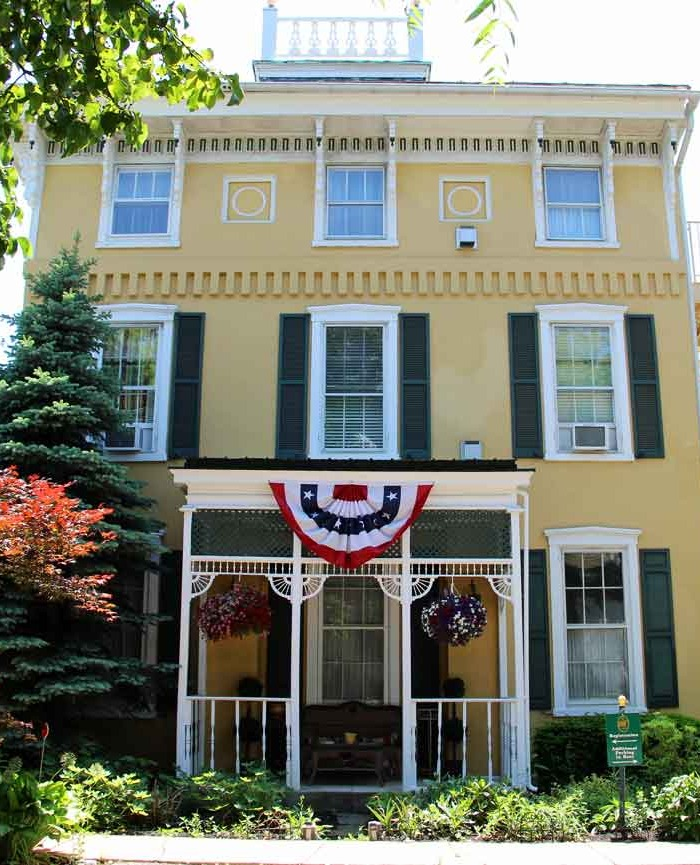 E.J. Bowman House Bed and Breakfast, Lancaster PA