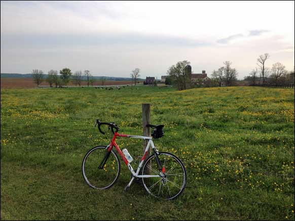 Bicycling in Lancaster County - Amish Country Bike Tour