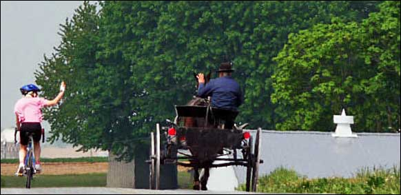 Amish Country Bike Tour - Bicycling in Lancaster County