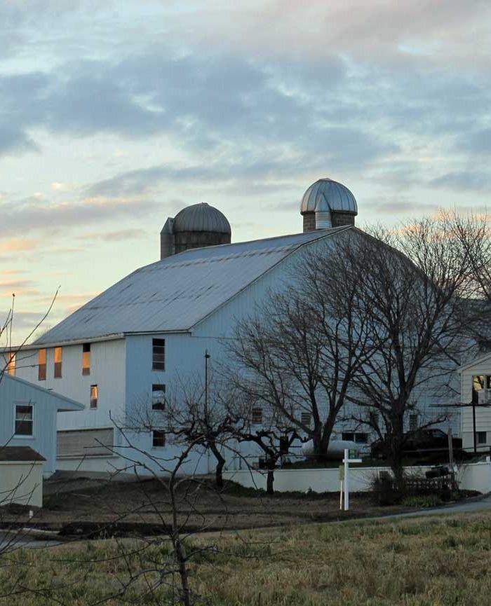 Lancaster County Bed and Breakfast Inns Association - Location of Member Inns