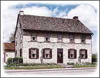 Historic Revere Tavern Paradise PA