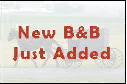 New B&B Added